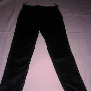 Forever 21 Stretch Leather Leggings